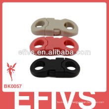 3 color Small Paracord Buckle Side Release Buckle