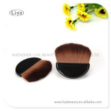 5pcs Nylon naturel brosse à cheveux pour la poudre et le fard à joues