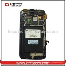 Original nueva pantalla táctil LCD para Samsung Galaxy Nota 2 N7100 Gris