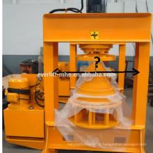 Venda da fábrica da imprensa hidráulica do pneumático contínuo da qualidade superior 200t
