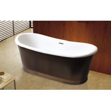 Luxus persönliche einzigartige hochwertige freistehende Badewanne