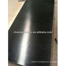 LINYI best phenolic glue 12mm laminated plywood for formwork