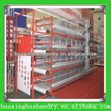 China fabricou gaiolas duráveis de aves de capoeira para a Nigéria / África
