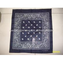 Mouchoir imprimé 100% coton