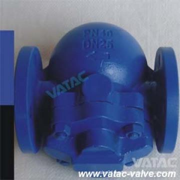 Trampa de vapor del flotador de la bola del RF del estruendo del estruendo Pn10 / Pn16 / Pn25 / Pn40