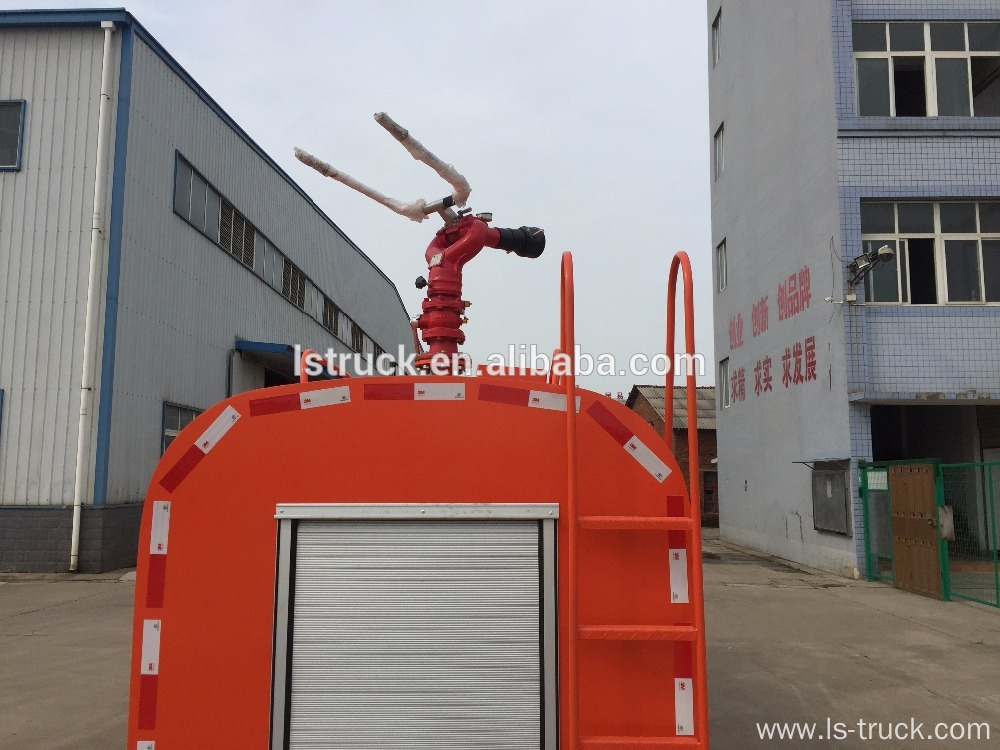 Dongfeng fire fighting truck 2000L