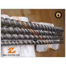 Одношнековый цилиндр для листового экструдера / одношнековый цилиндр для экструдера (диаметр 15-300 мм)