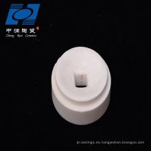 Alúmina de cerámica 99 de alta resistencia a la temperatura
