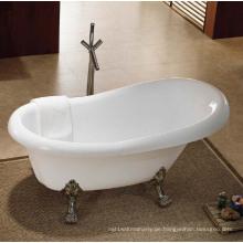 Badewanne mit Füßen Preis Günstige freistehende Badewanne