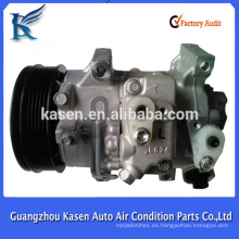 Para Toyota Lexus460 denso coche compresor de aire 10s17c China fabricante