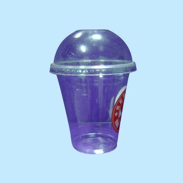 Copo plástico de 350CC PP (HL-010)