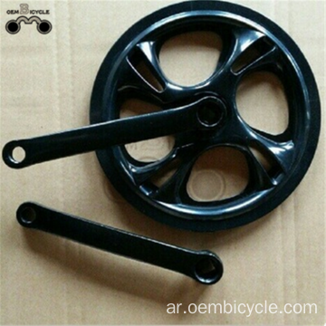 Wholesale folding bike Fixed gear bike 48T bicycle crankset