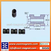 Spezielle geformte mit Lochkomponenten Neodymmagnet für Verkauf / nefeb Magnet ningbo Fabrik