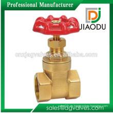 Hersteller niedrigen Preis gute Qualität 3 Zoll mit Stahl Griff Rad für Wasser cw617n Messing Tor Ventil Cad Zeichnungen