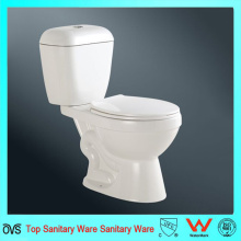 Sanitary Ware White Color Closet Toilet