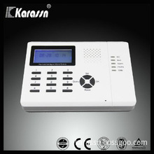 Wireless GSM Security Alarm System with ISO CE Approval