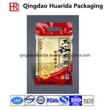 Customized Manufacturer of Seeds Plastic Three Sides Heat Seal Bags
