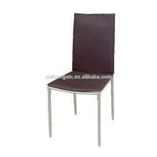 Оптовый ресторан Обеденный стул Металл для гостиницы