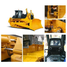 Energy-Saving Chinese Bulldozer Shantui 100kw Crawler Bulldozer for Sale