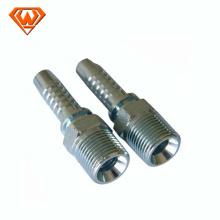 Steel pipe no thread or male thread sockets and nipple