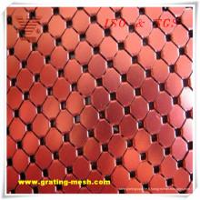 Alliage d'aluminium / décoratif / maille de rideau en métal à vendre
