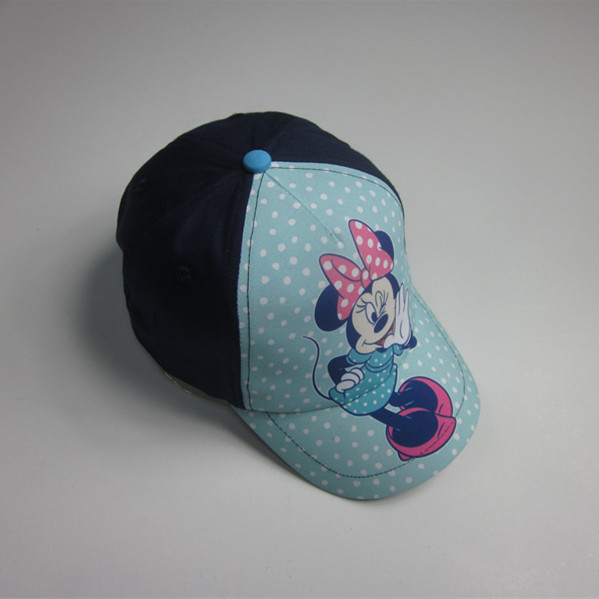 Mickey House Kids Cap