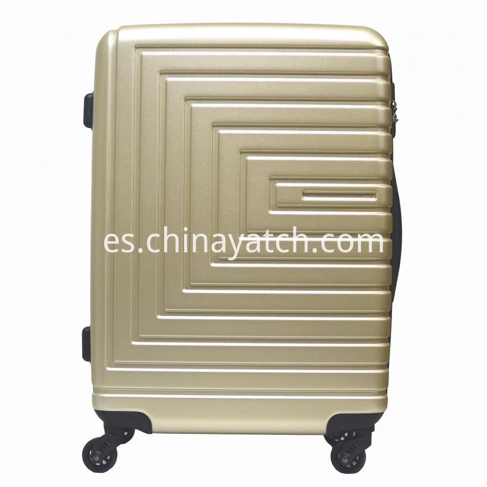 Eco Friendly Material Suitcase