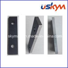 Sostener el teflón recubierto de imán NdFeB con metal de acero