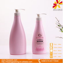 750ml HDPE types of packaging for shampoo