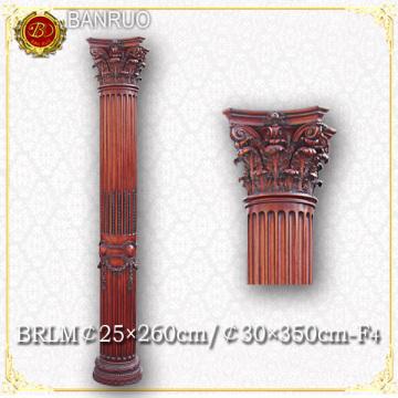 Banruo Künstlerische römische Säule für Hausdekoration