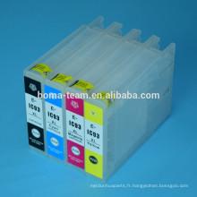 IC93 Cartouche d'encre rechargeable avec puce pour epson PX M7050F M7050FP M7050 S7050 imprimante cartouche d'encre pour epson IC93 IC 93