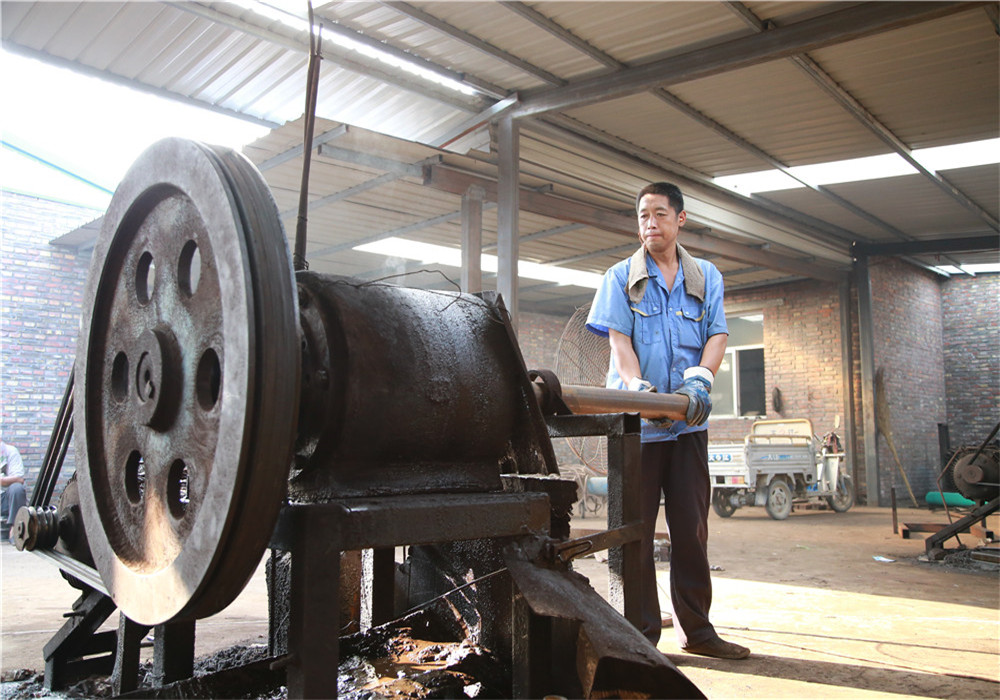 Honde ground screw factory