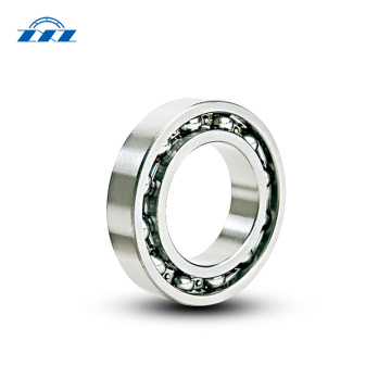 Sealed or opened DGBB and 4P steering bearings