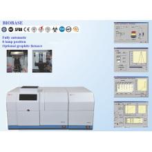 Biobase Espectrofotómetro de absorción atómica totalmente automático con equipo estándar, impresora, control de PC