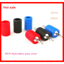 Newest and Hot Sale Silicone Rubber Tattoo Grip Cover &Disposable Soft Grip
