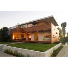 Casas pré-fabricadas de design moderno e de luxo