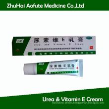 Urea & Vitamin E Cream OTC Ointment