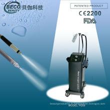 Water Oxygen Jet Peel pour la peau de rajeunissement Beauty Machine (H200)