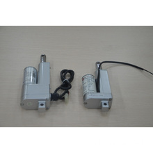 Light duty linear actuator for rehabilitation equipment