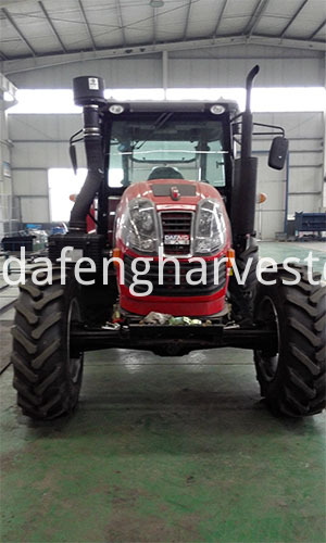 100hp Wheeled Tractor