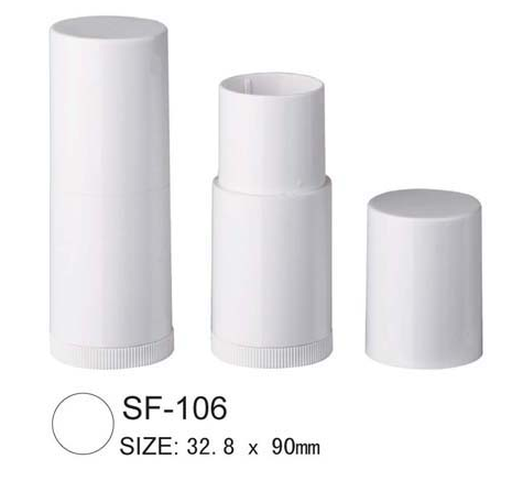 Plastic Stick Round Small Stick Foundation Tube