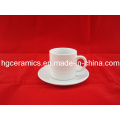 Sublimation 3.5oz Cup with Saucer