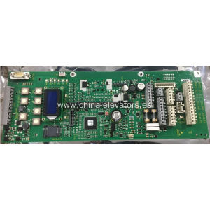 Schindler 3300/3600 Ascensor placa base 594175