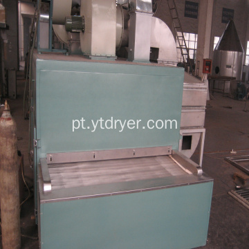 Nectarina Chips Belt Dryer