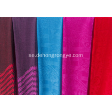 Worsted Cashmere Jacquard sjal