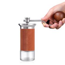 Molinillo de cafe manual macchina da caffe manual acero inoxidable Macchina caffe