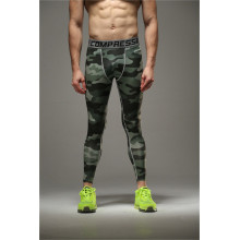 Hot Jual mens menjalankan legging sublimasi gym celana