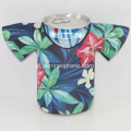 T-shirt Neoprene Beer Can Coolers Berkualitas Tinggi