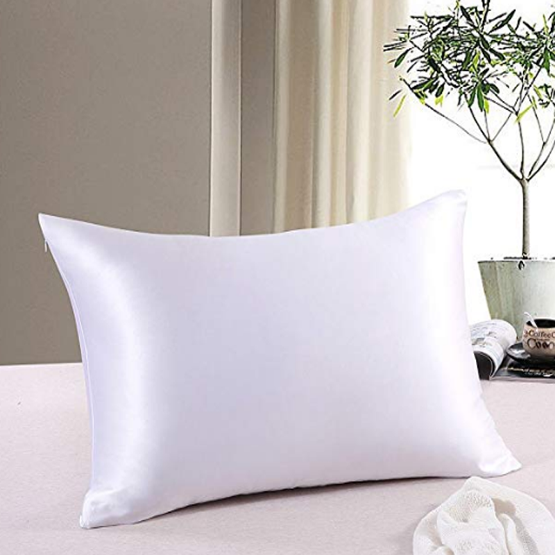 Mulberry Silk Solid Dyed Pillow Cases