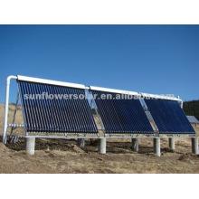 Colector solar concentrado